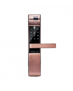 Digital Smart Lock YDM 7116 (Red Bronze)