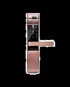 Digital Smart Lock YDM 7116 (Red Bronze)